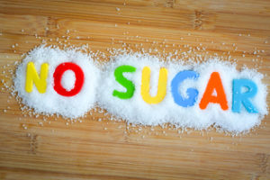 Watch sugar intake