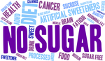 Mighty cancer battle - No sugar
